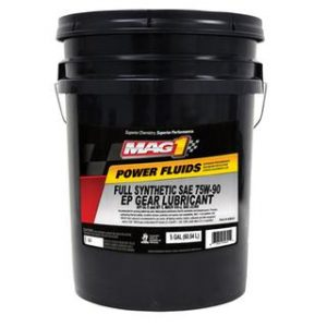 Βαλβολίνη MAG1 Full Synthetic 75W90