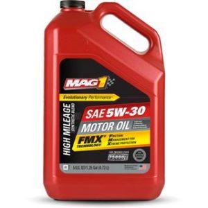 Λιπαντικό MAG1 Synthetic Blend 5W30