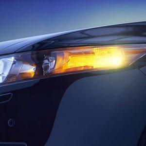 Σετ λάμπες LED 12V 21W κίτρ.