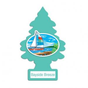 Αρωματικό Δεντράκι Little Trees Bayside Breeze