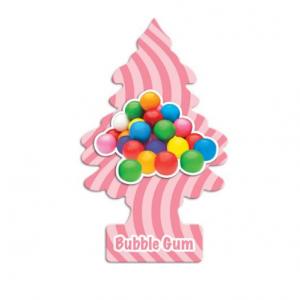 Αρωματικό Δεντράκι Little Trees Bubble Gum