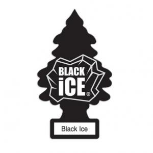 Αρωματικό Δεντράκι Little Trees Ice Black