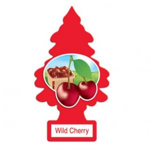 Αρωματικό Δεντράκι Little Trees Wild Cherry