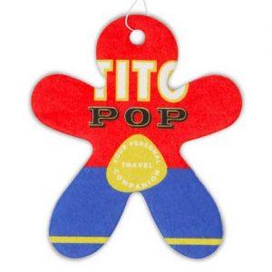 Αρωματικό Tito Happy Pop Patchouli & Vanilla