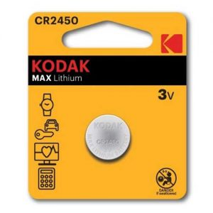 Μπαταρία Kodak Λιθίου CR2450 3V