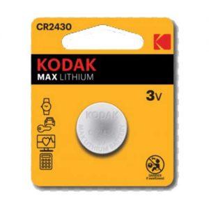 Μπαταρία Kodak Λιθίου CR2430 3V
