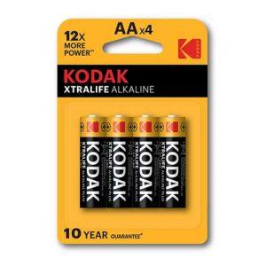 Μπαταρία Αλκαλική Kodak LR06 (AA)