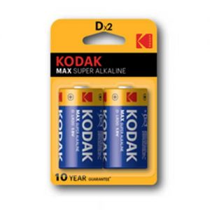 Μπαταρία Αλκαλική Kodak LR20